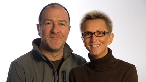 Stefan Weinberger & Gabriele Heiderscheidt