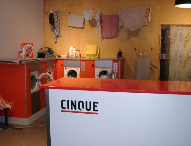 Showroom Cinque