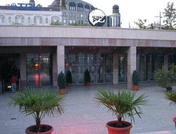 Gödör Club Budapest 3